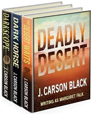 book cover of Deadly Desert