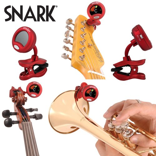 snark st 2 super tight all instrument tuner with tap tempo metronome includes chromacast pick. Black Bedroom Furniture Sets. Home Design Ideas
