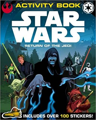 Book Star Wars: Return of the Jedi: Activity Book (Star Wars Activity)