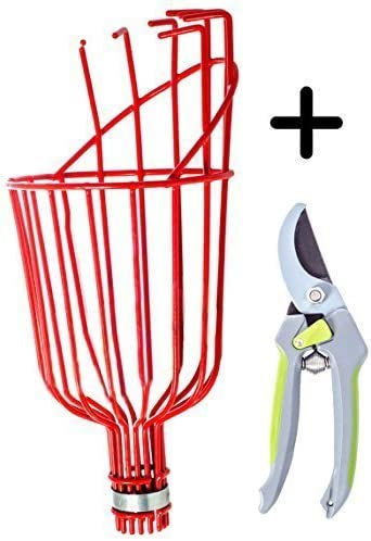 Fruit Picker Basket Tree Fruits Picking Harvesting Harvesting Tool Gardening