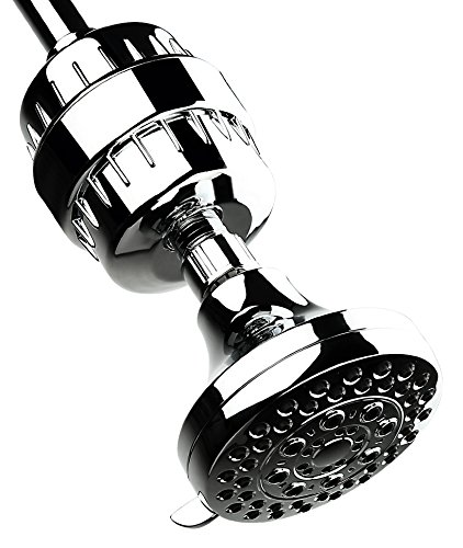 AquaBliss High Output 12-Stage Shower Filter - Reduces Dry Itchy Skin, Dandruff, Eczema, and Dramatically Improves The Condition of Your Skin, Hair and Nails - Chrome (SF100) by AquaBliss (Image #7)