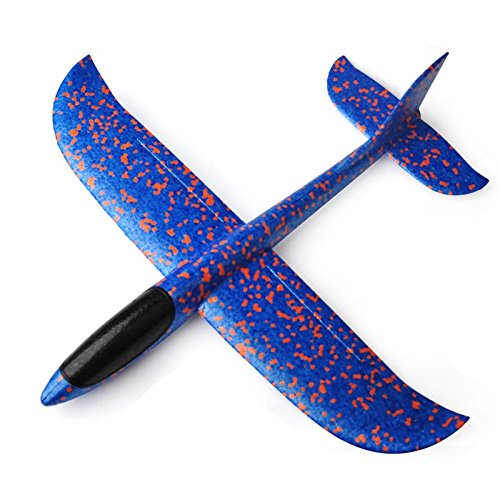 Ktyssp Foam Throwing Glider Airplane Inertia Aircraft Toy Hand Launch Airplane Model - Throwing Claw