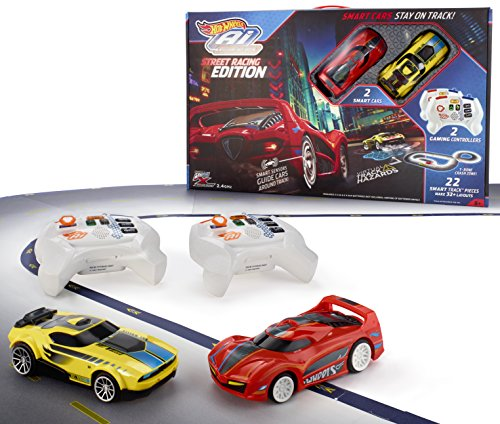 Hot Wheels Ai Starter Set Street Racing Edition by Hot Wheels