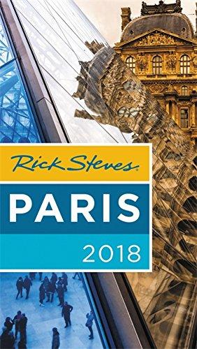 Rick Steves Paris 2018 cover
