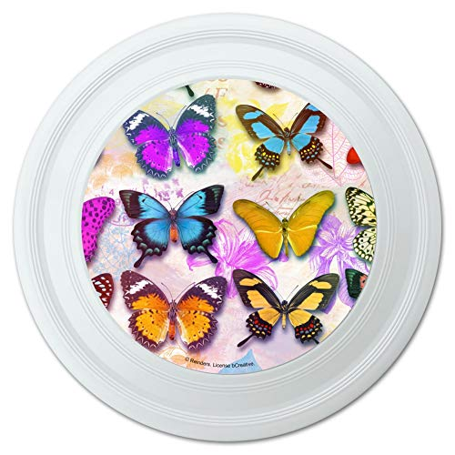 GRAPHICS & MORE Colorful Butterflies Butterfly Design Novelty 9