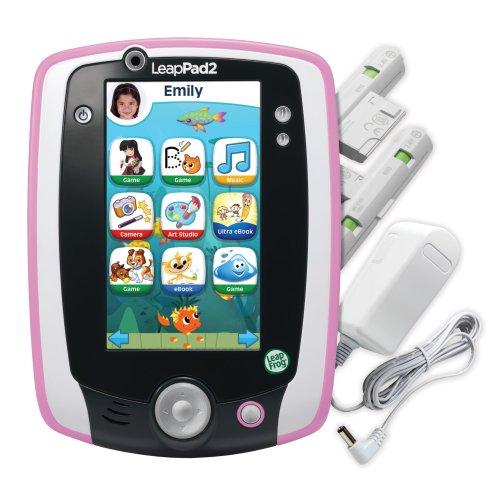 LeapFrog LeapPad2 Power Learning Tablet, Pink by LeapFrog (Image #9)