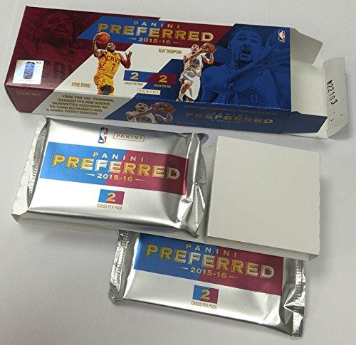 2015/16 NBA Panini Preferred Basketball Hobby Box by Panini