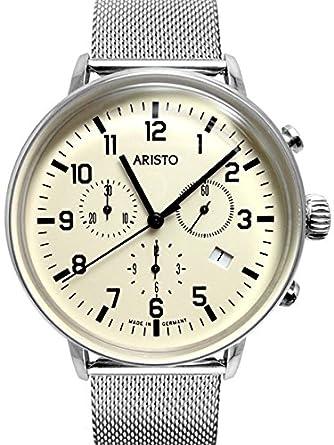 El aristócrata 4H160M relojes suizos relojes de cuarzo reloj ...