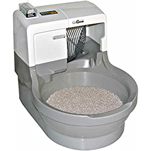 CatGenie Self Washing Self Flushing Cat Box 14