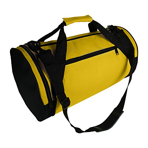 Round Duffle Flexible Roll Traveling