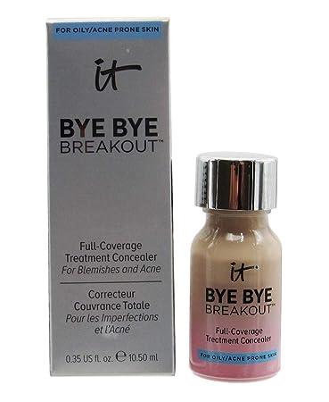 it Cosmetics Bye Bye Breakout Full-Coverage Treatment Concealer 0.35 fl. oz. Light