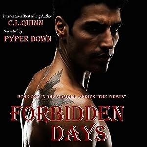 Forbidden Days Audiobook