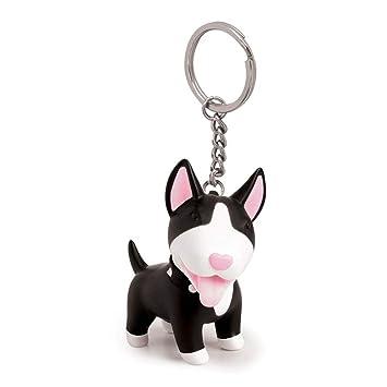 Llavero con diseño de perro, llavero colgante para colgar en ...