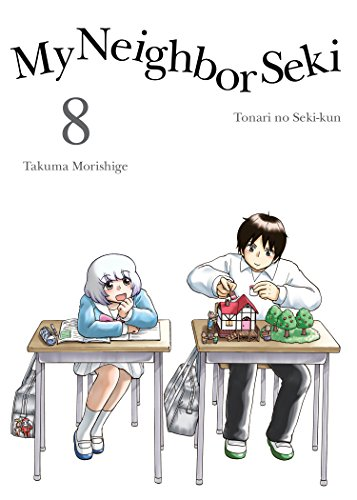 Download PDF My Neighbor Seki, 8