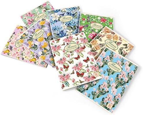 Pigna 02088360C - Cuaderno Maxi A4 con punta metálica, papel reciclado, 42 hojas, pack de 10 cuadernos: Amazon.es: Oficina y papelería