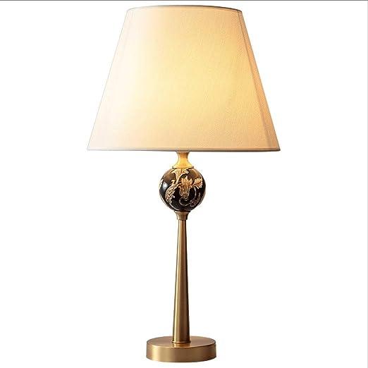 Lámpara De Mesa Decorativa Mesa De Centro Pequeña Mesa De Noche ...