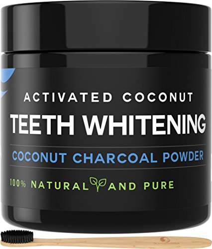 Top 10 recommendation 100% natural charcoal teeth whitening powder for 2020