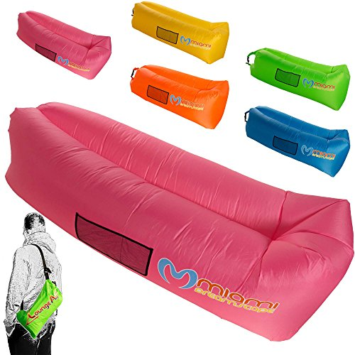 ZLoungeAir Inflatable Couch Lounger Colors product image