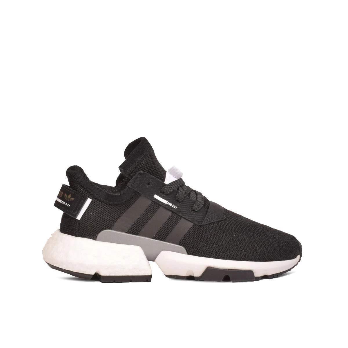 MultiCouleure (MultiCouleur 000) adidas Pod-s3.1, Chaussures de Fitness garçon 38 EU