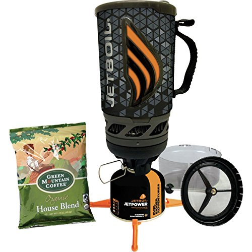 Jetboil Flash JavaKit Geo Camping Stove Cooking System ()