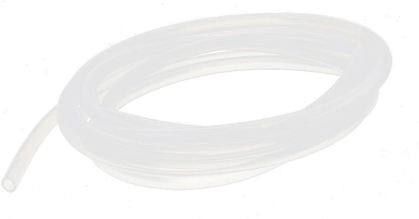 Sourcingmap/® Tuyau en silicone de qualit/é alimentaire 2/mm x 4/mm 3/m/ètres