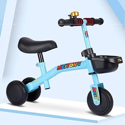 SSRS Bicicleta for niños Carro de Equilibrio for Tres Ruedas for ...