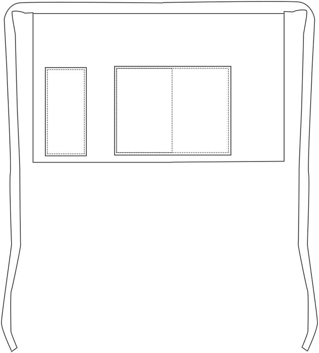 Nanxson Tablier de Cuisien Court Tablier de Travail Unisexe Multi-Couleurs Pour Serveur//Bistrot//Cuisinier//Caf/é//H/ôtel//Bar CF3019