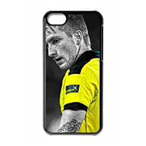 iPhone 5C Phone Case Marco Reus F5V7673 by mcsharks
