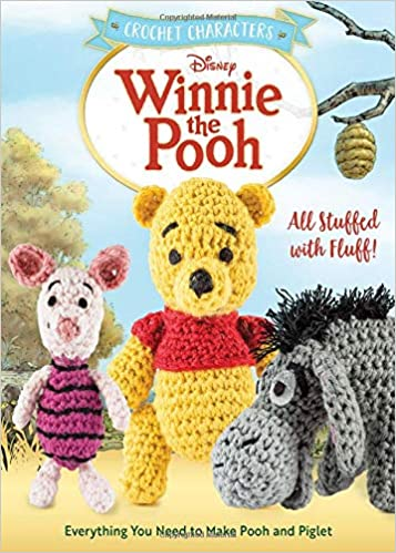 Crochet Characters Winnie The Pooh All Stuffed With Fluff