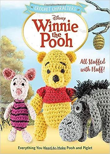 Amigurumi Crochet Winnie the Pooh Free Pattern - Amigurumi Free ... | 499x357