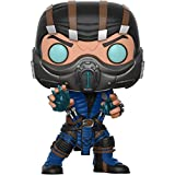 Funko Pop! Games: Mortal Kombat - Sub-Zero Vinyl Figure (Bundled with Pop BOX PROTECTOR CASE)