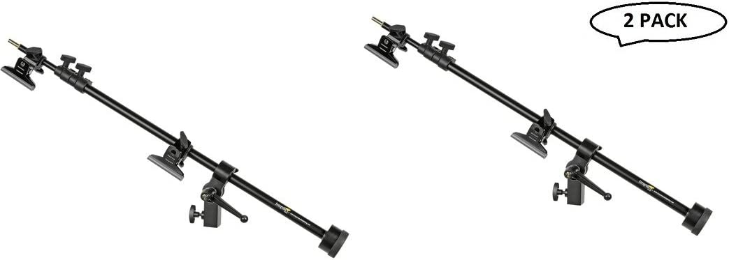 Impact Telescopic Collapsible Reflector Holder 2 Pack