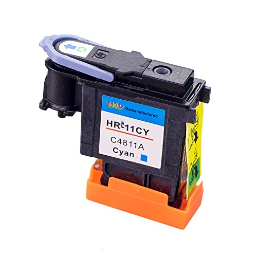 LKB 1PK HP11CY Printhead C4811A Remanufactured Compatible for HP Business Inkjet (1CY) -US
