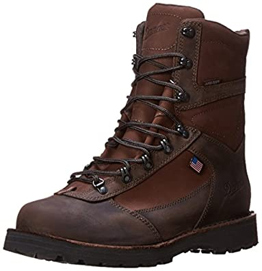 Amazon.com | Danner Men's East Ridge 8 BR All Leather Hiking Boot ...