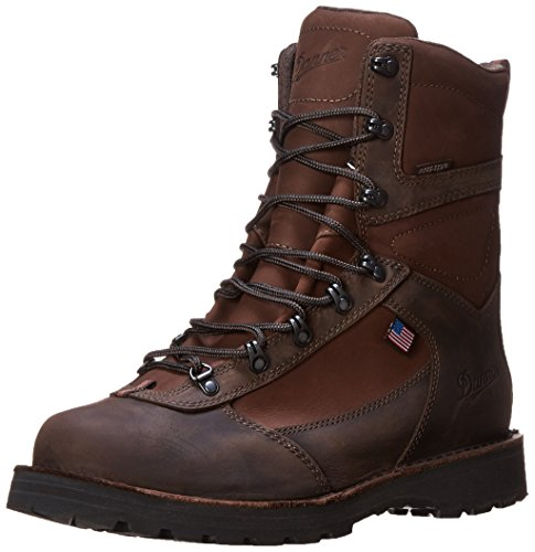 Danner Men's East Ridge 8 BR All Leather Hiking Boot - Br...