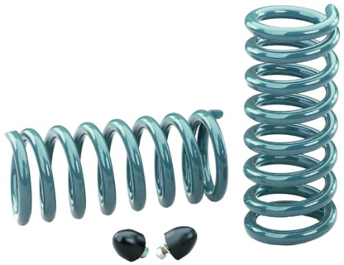 """Hotchkis 1901 1"""" Drop SB Lowering Coil Spring Set for GM A-Body 67-72, (Set of 4)"""