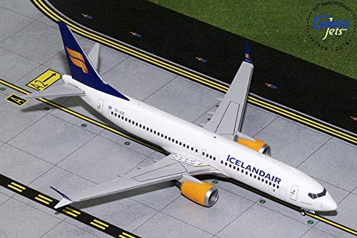 色々な Gemini200 Icelandair B737 Max 8 8 1: 200スケール B737 ダイキャストモデル 飛行機 Gemini200 B07KLQJBV4, イワクニシ:23afd77c --- wap.milksoft.com.br
