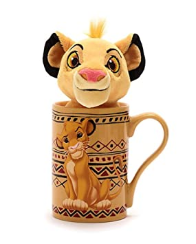 Disney Store Simba Promoción Bundle Taza Clásica 470ml y ...