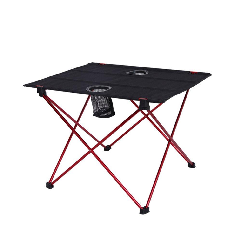 Asdomo折りたたみ式キャンプピクニックテーブル – ポータブルコンパクト軽量折りたたみroll-upテーブルin aバッグ – スモール、ライト、とて簡単Camp、ビーチ、屋外の B073P6VC1G