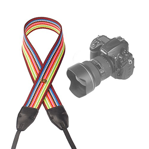 Camera Neck Shoulder Strap Belt for ALL DSLR / SLR  – Cute