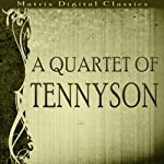 A Quartet of Tennyson: Enoch Arden, Guinevere, Marianna, The Kraken | Alfred Tennyson