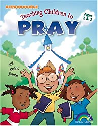 Teaching Children to Pray -- Ages 2-3
