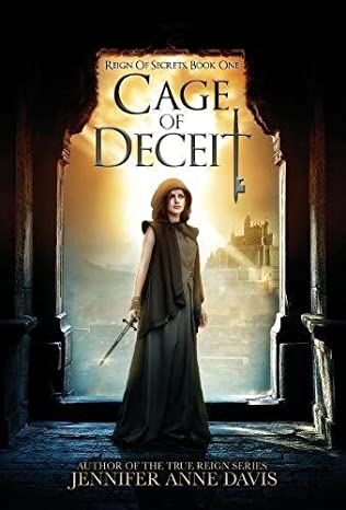 book cover of Cage of Deceit