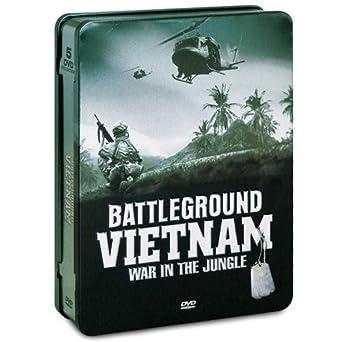 Amazon com: Battleground Vietnam: War in the Jungle: None
