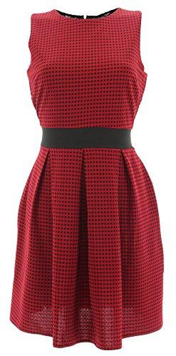 Delyth Femme Rouge Robe 4501 Cutie 5aw1xRf