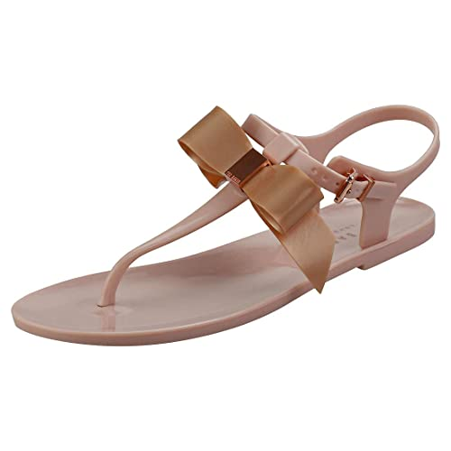 5e0552fa58e2 Ted Baker London Women s s Teiya Flip Flops  Amazon.co.uk  Shoes   Bags