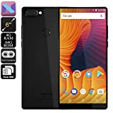 Vernee MIX 2 6.0'' 18:9 FHD Android 7.0 MT6757 Octa Core 4G RAM 64G ROM 4200mA 4G Dual Back Cameras (Black)