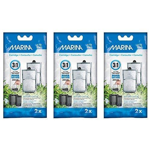 Cheap Marina i110/i160 Filter Cartridges – 6 Total Cartridges(3 Packs with 2 Cartridges per Pack)