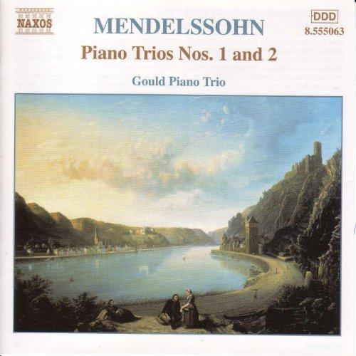 Mendelssohn: Piano Trios Nos. 1 and 2 ()