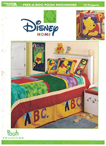Peek-a-boo Pooh Patchwork (Disney Home, Pooh Collection) - Pooh Patchwork